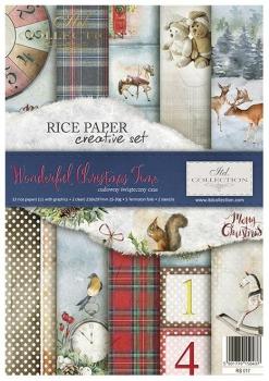 Creative Set RS017 Wonderful Christmas time