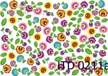 Decoupage paper ITD D0211M
