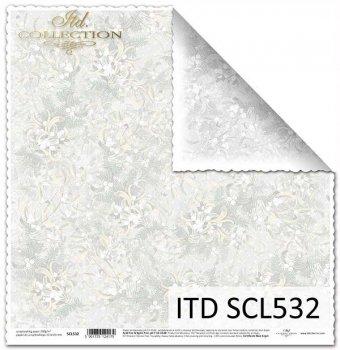 scrapbooking paper SCL532
