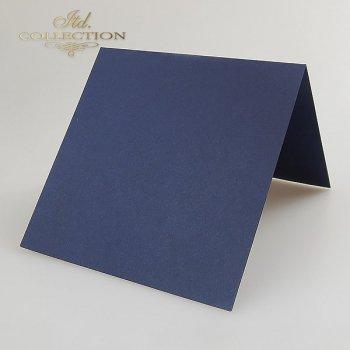 Card Base BDK-011 * navy blue colour