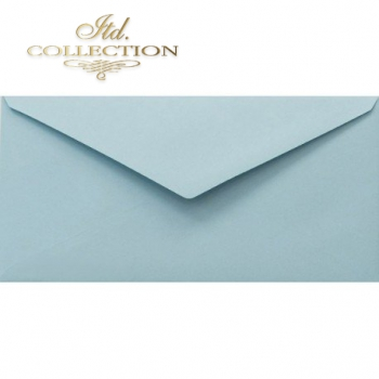 .Envelope KP06.20 110x220 blue
