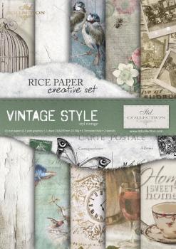 Creative Set RS012 Vintage Style