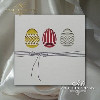 Easter card KW265