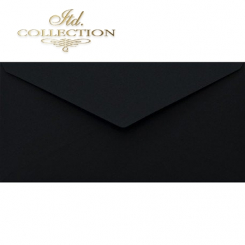 .Envelope KP06.14 110x220 black