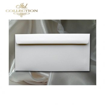.Envelope KP06.02 110x220 naturally white