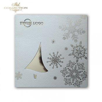 Kartki bożonarodzeniowe / Kartka świąteczna K516