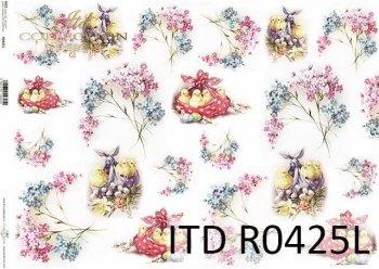 Papier ryżowy ITD R0425L