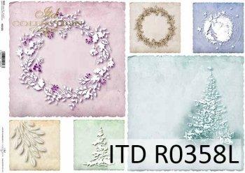 Papier ryżowy ITD R0358L