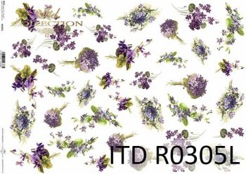 Papier ryżowy ITD R0305L