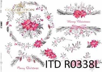 Papier ryżowy ITD R0338L