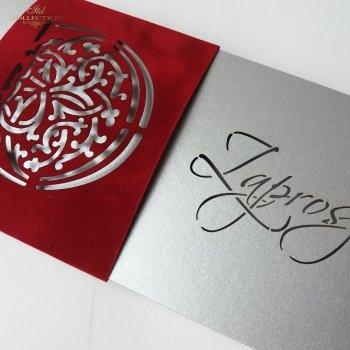 Zaproszenie biznesowe ZB1027 z kopertą