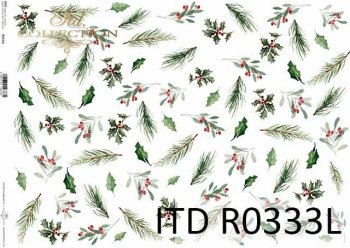 Papier ryżowy ITD R0333L