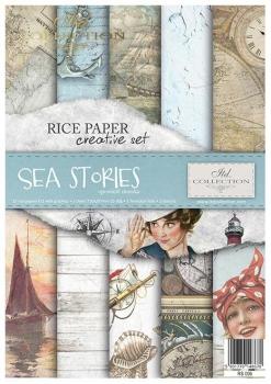 Zestaw kreatywny ITD RS006 Opowieść morska