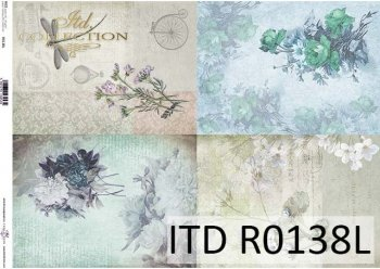Papier ryżowy ITD R0138L