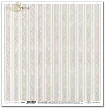 Papier scrapbooking SL843-1