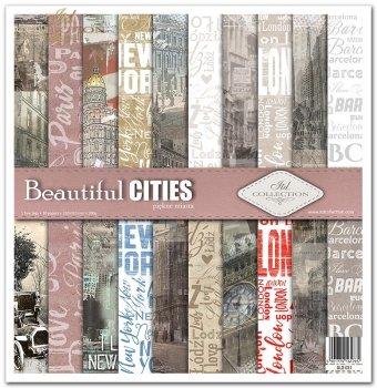 Zestaw do scrapbookingu SLS-031 Beautiful Cities