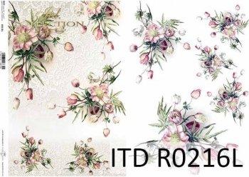 Papier ryżowy ITD R0216L