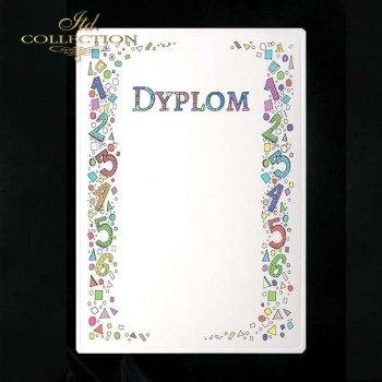 dyplom DS0250