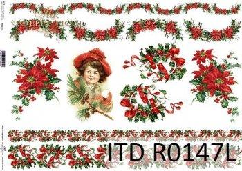 Papier ryżowy ITD R0147L