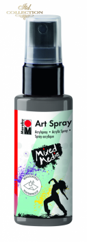 Acrylic spray Marabu Art 50 ml - Grey 078