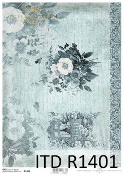 Papier ryżowy ITD R1401