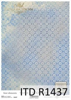 Papier ryżowy ITD R1437