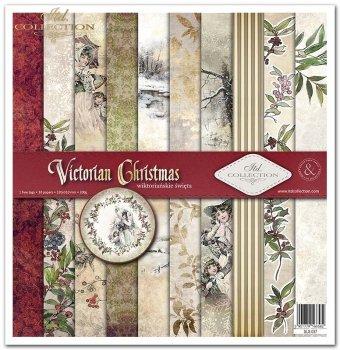 Zestaw do scrapbookingu SLS-037 Victorian Christmas