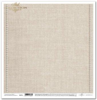 Papier scrapbooking SL875-1
