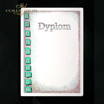 dyplom DS0266