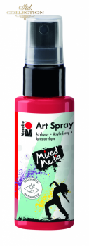 Acrylic spray Marabu Art 50 ml - Chilli 123