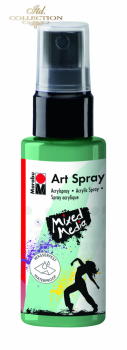 Acrylic spray Marabu Art 50 ml - Aquamarine 255