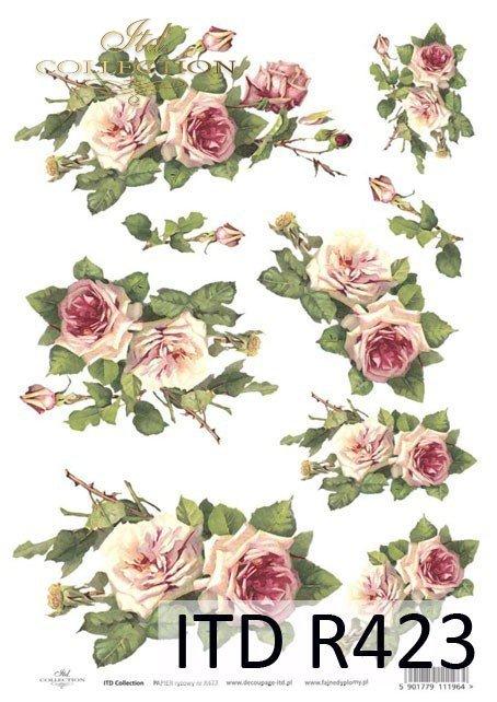róża, róże, kwiat, kwiaty, kwiatek, kwiatki, bukiet, bukiety, R423