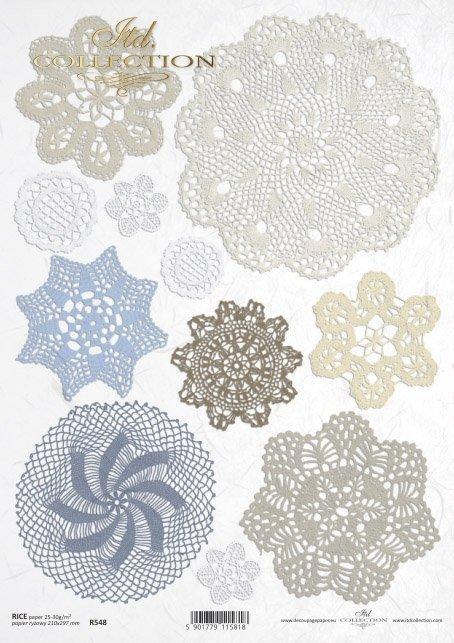 lace, hand-made, handmade, R548