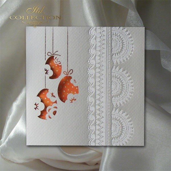 Пасхальная открытка с конвертом KW177