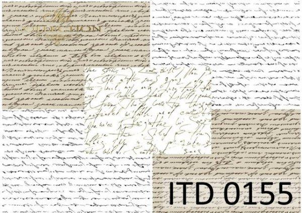бумага для декупажа классическая D0155