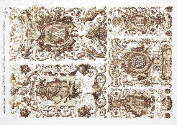 рисовая бумага для декупажа R0048