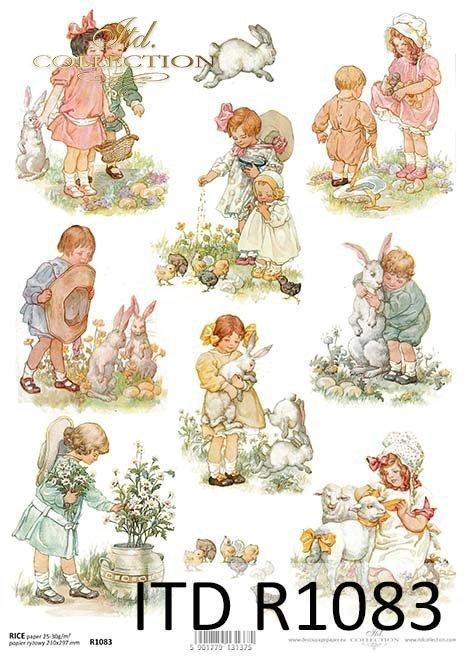 Wielkanoc-Easter-decoupage-paper-zablony-mixmedia-mixed-media-folie-termoton-ITD-Collection