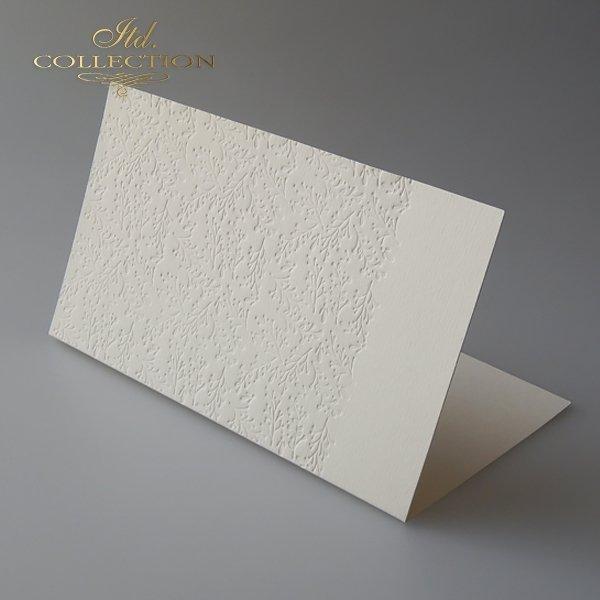 Baza do kartki - kremowa*Base to card - creamy