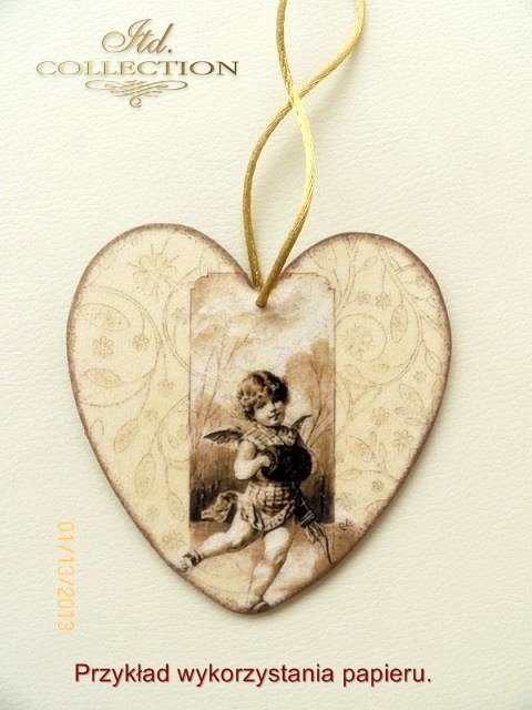 ITD Collection, decoupage, scrapbooking - example 1