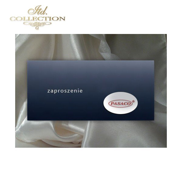 Business invitation ZB1009