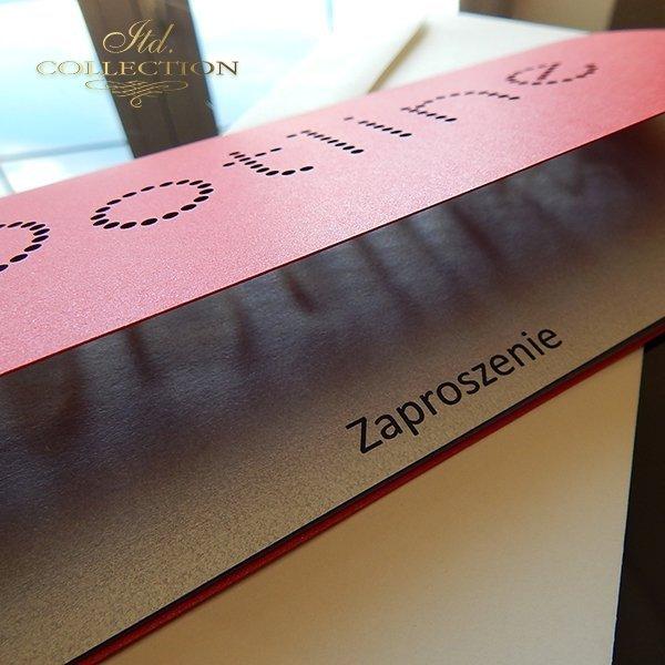 Business invitation ZB1047