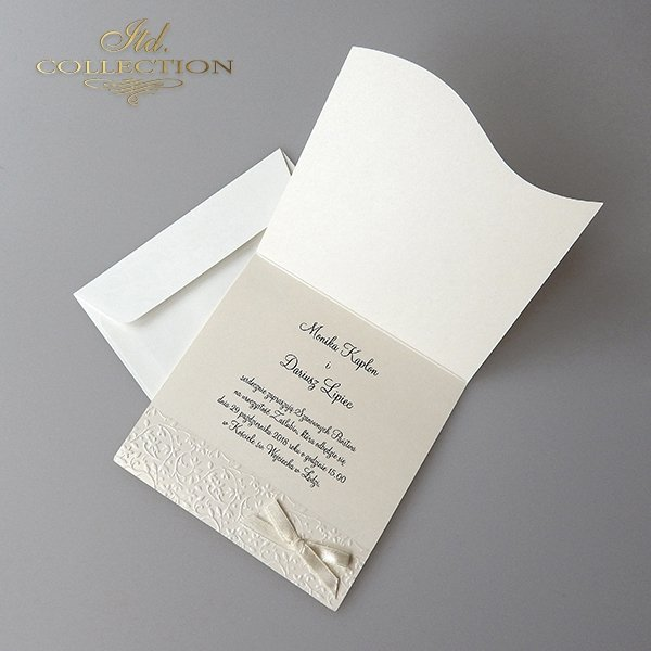 Invitations / Wedding Invitation 2021