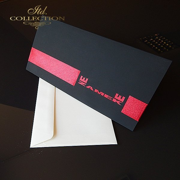 Business invitation ZB1048