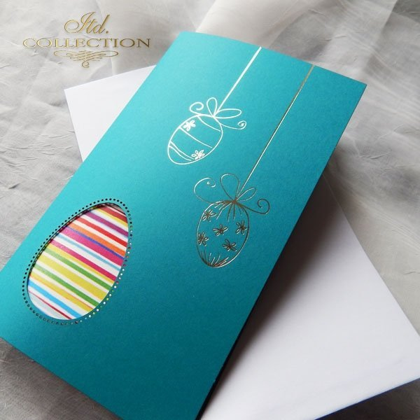 Easter card KW190