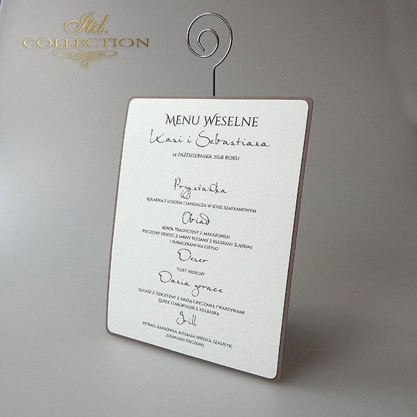 Invitations / Wedding Invitation 2015
