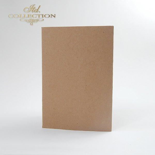 Card Base BDK-002 * dark beige