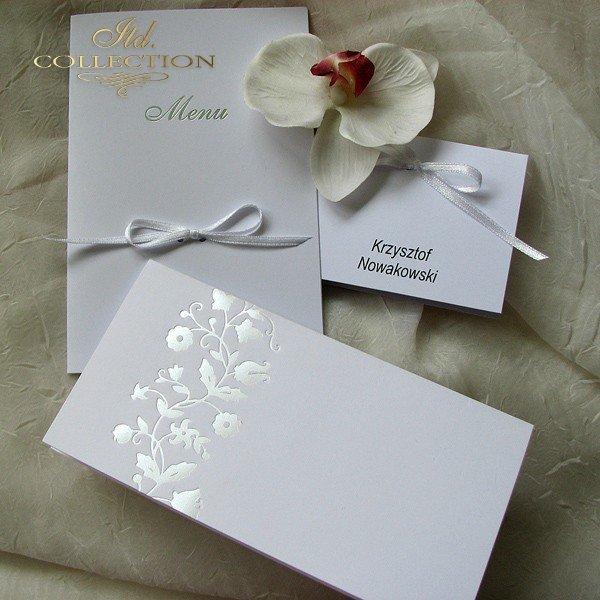 Invitations / Wedding Invitation 1519