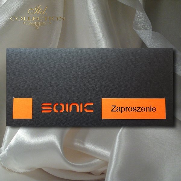 Business invitation ZB1014