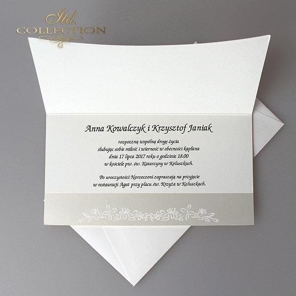 Invitations / Wedding Invitation 2048