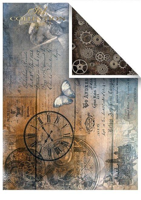 Papier-scrapbooking-paper-zestaw-SCRAP-043-Steampunk-16